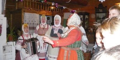 Пасека Деда Мороза